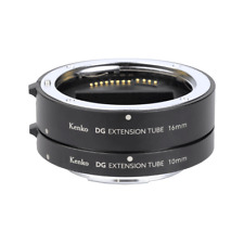 Kenko DG  Extension TubeSet (10mm,+ 16mm) Nikon Z Mount M/less Camra