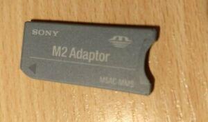 SONY M2 Adaptor MSAC MMS