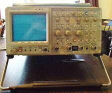 TEKTRONIX 2430A DIGITAL OSCILLOSCOPE OPTION:GPIB S/N B015950 GOOD FOR PARTS UNIT