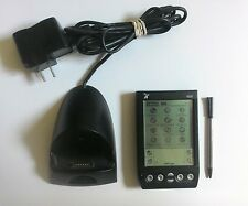 Handspring Palm Belkin Visor pda classic w/stylus charger black free shipping