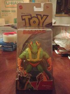 "Disney Pixar Toy Story Twitch 5"" Action Figures 2009 Mattel"