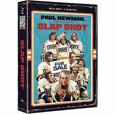 Universal Home Video Slap Shot (VHS Artwork) (Blu-Ray) NEW