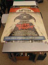 Grindhouse Death Proof Quentin Tarantinio Original Movie Poster N6088