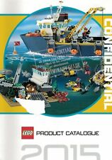 LEGO Dealer Catalogue 2015 - RARE!! - English - 185 Pages - Tracked P&P