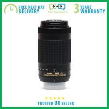 *Mint* Nikon Nikkor AF-P DX 70-300mm F/4.5-6.3 G ED VR White Box  - 3 Yr Wrty