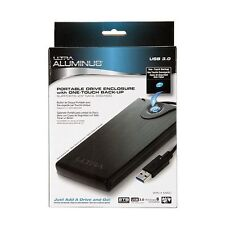 ULTRA - U12-43128 -  Aluminus USB 3.0 Portable Hard Drive Enclosure
