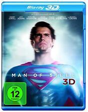 Man of Steel 3D [3D Blu-ray]  Kevin Costner, Russell Crowe * NEU & OVP *