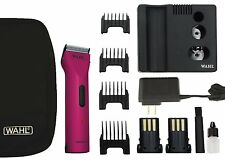Wahl Professional Animal ARCO Cordless Clipper Kit Radiant Pink # 8786-1201
