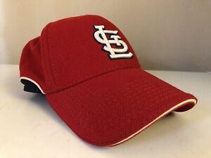 Men's St. Louis Cardinals Baseball Cap - Batting Practice Cap - New Era S/M