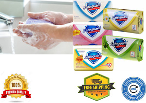 Soap Safeguard Anti-Bacterial Soft Care More Effective Protection Soap Bar 90gr