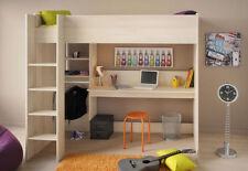 Etagenbett Kinder Jungs : Hochbett aus mdf spanplatte holzoptik für kinder günstig kaufen