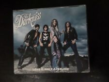 CD SINGLE - THE DARKNESS - LOVE IS A FEELING