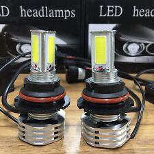 9004 120W 12000LM LED Light Headlight Vehicle Car Hi/Low Beam Bulbs Kit 6K White