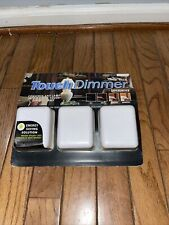 New Three Pack Touch Dimmer