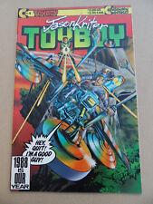 Toyboy 4 . Continuity 1988 . FN / VF