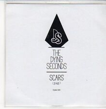 (DC628) The Dying Seconds, Scars - 2012 DJ CD