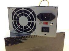NEW 400-Watt ATX Computer Power Supply Desktop PC 400W for Intel AMD PC SATA