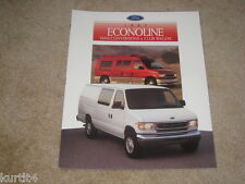 Ford Other Manuals & Literature for Ford E-150 Econoline