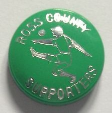 Ross County Supporters Pin Badge