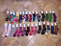 NWT Happy Socks Unisex Womens MENS Career Dress Casual Crew Pair Designer Gift