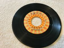 TOMMY JAMES & THE SHONDELLS CRIMSON & CLOVER & SOME KIND OF LOVE  45 Record