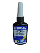 LOXEAL UV 30-21 50 ML. COLLA UV PER VETRO CRISTALLO METALLO