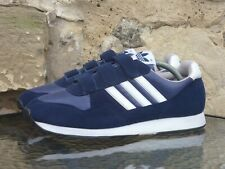 Vintage 1991 Adidas Quitar UK8.5 / US9 Made In China OG 1990s 90s Rare Runners