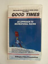 Good Times: An Approach To Recreational Ski Racing VHS Video Tape
