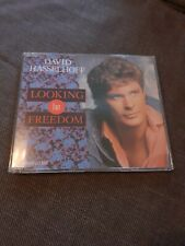 Maxi-CD  DAVID HASELHOFF  Looking for freedom  3 Tracks  Sehr guter Zustand