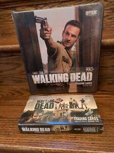 2012 Cryptozoic The Walking Dead Season 2 Trading Card HOBBY Box + Album Binder