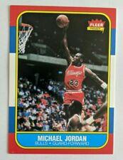 Michael Jordan RC Rookie Card Chicago Bulls The Last Dance