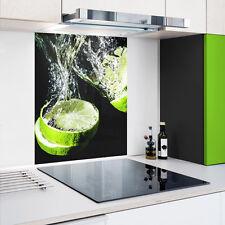 60cm x 80cm Digital Print Glass Splashback Heat Resistant  Toughened 695