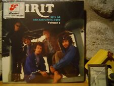SPIRIT Live At The Ash Grove 1967 Vol. 1 2xLP/Rare Early Spirit/Jazz-Blues-Psych