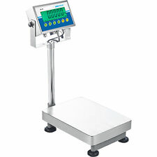 Adam Equipment Bench Checkweighing Scale 35 Lb Capacity Model Agb 35a