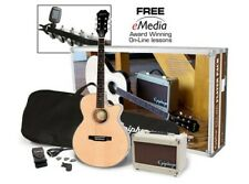 Epiphone PR-4E Acoustic-Electric Guitar Player Pack (Used)