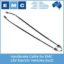Handbrake Cable for EMC LSV Electric Vehicles (no2)