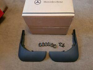 Mercedes Benz W203 C CLASS Rear Mudflaps