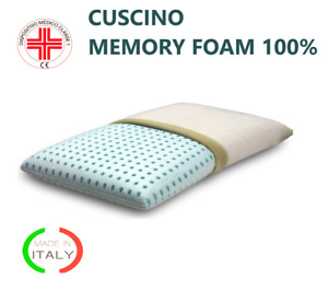 Meubles Lits Matelas Cuscino Lattice O Memory Foam Tessuto Aloe Vera Altezza 9 12 18 Cm Sfoderabile
