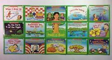Childrens Books Lot 15 Level D Easy Readers Learn to Read Guided Reading Set NEW