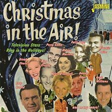 CHRISTMAS IN THE AIR fea. FRANKIE LAINE, PATTI PAGE, PERRY COMO u.a. 2 CD NEW+
