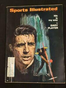 1966 MAR 21 SPORTS ILLUSTRATED MAGAZINE *HIT IT MY WAY-GARY PLAYER* CS5