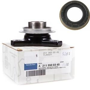 3 Finger Differential Splined Pinion Flange for Driveshaft Coupler 211 350 03 45
