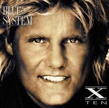 Blue System X-Ten (1994) [CD]