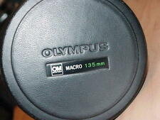 OLYMPUS OM ZUIKO 135mm F4.5 MACRO LENS CASE