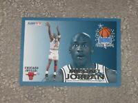 1992-93 Fleer All Star Weekend Michael Jordan #6 Near Mint