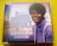 "CD "" DIONNE WARWICK - GREATEST HITS "" BEST OF / 14 SONGS (HEARTBREAKER)"