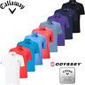 Callaway Golf Tour Authentic II Polo Shirt opti stretch mens - Odyssey logo