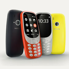 2017 NEW Nokia 3310 (TA-1030) 2MP mobile phone GSM Dual SIM Smartphone