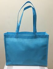 10 SHOPPING BAGS ECO FRIENDLY REUSABLE RECYCLABLE GIFT BAG PROMOTIONAL BAG 10PC