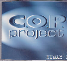 COP Project-Human G cd maxi single